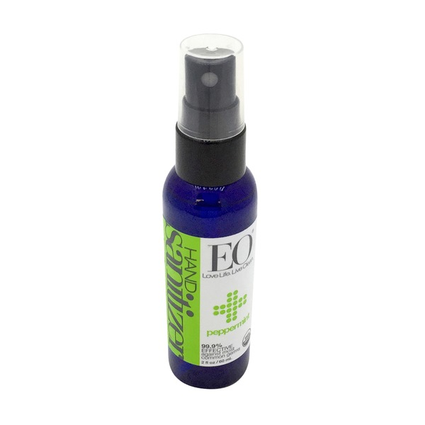EO Hand Sanitizer, Peppermint Spray