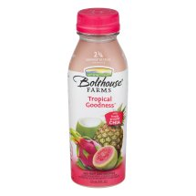 Bolthouse Farms 100% Fruit Juice Smoothie Tropical Goodness, 11.0 FL OZ