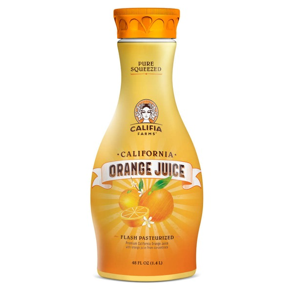 Califia Farms Orange Juice