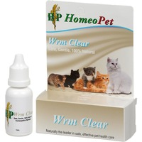 HomeoPet Feline Worm Clear
