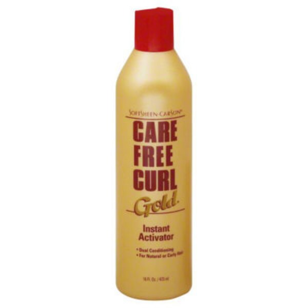 Care Free Curl Gold Instant Activator