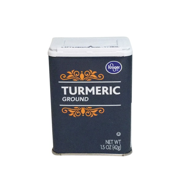 Kroger Ground Turmeric