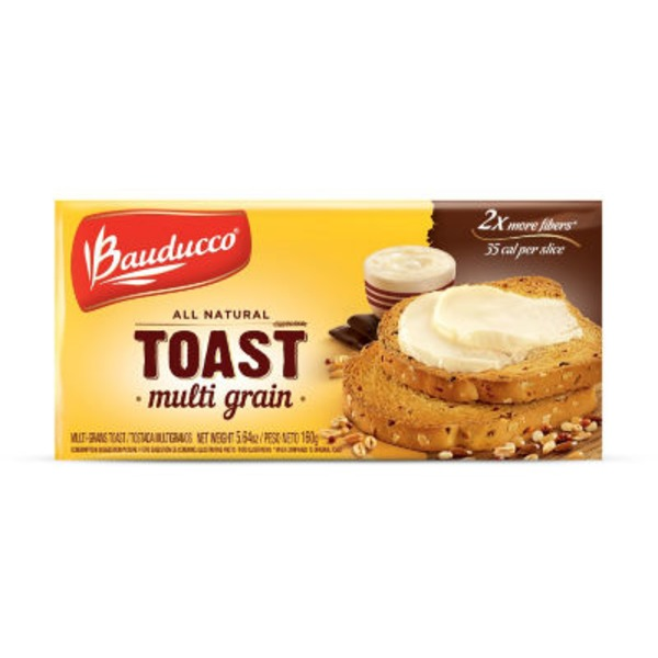 Bauducco Multi Grain Toast