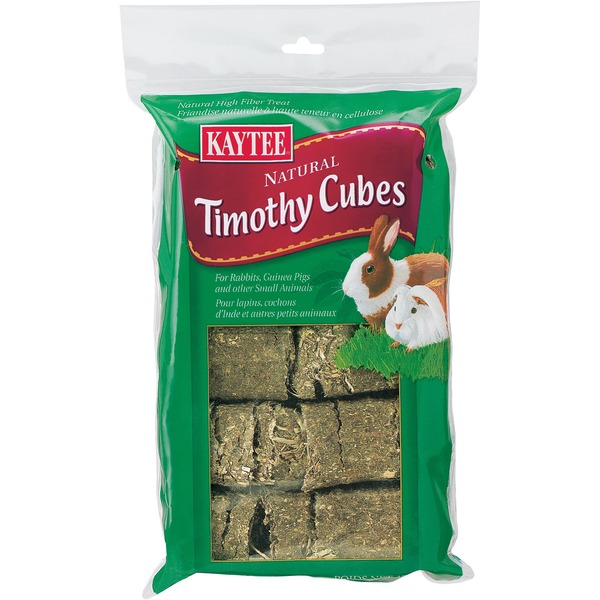Kaytee Timothy Cubes, Natural