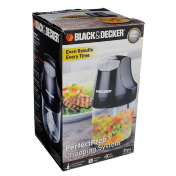 Black & Decker 3 Cup PerfectPrep Chopping System