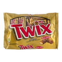 Twix Cookie Bars Fun Size