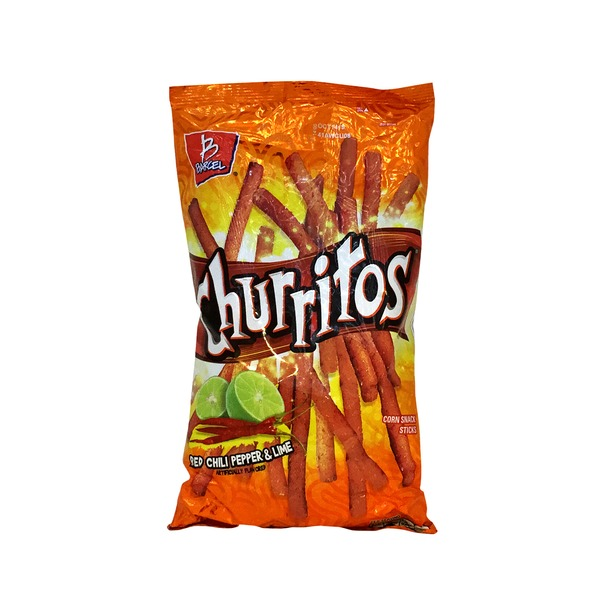 Barcel Churritos Red Chili Pepper & Lime