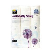365 Sustainably Strong Paper Towels Jumbo Roll