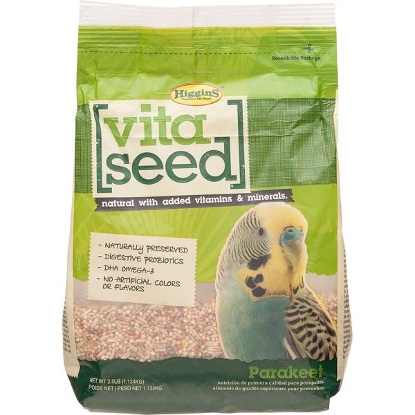 Higgins Vita Seed Natural Blend With Added Vitamins and Minirals