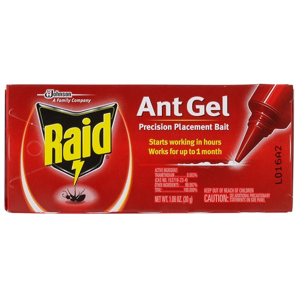 Raid Ant Gel Insecticide