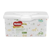 Huggies Natural Care Baby Wipes, Fragrance Free, Pop-Up Tub (64 count)