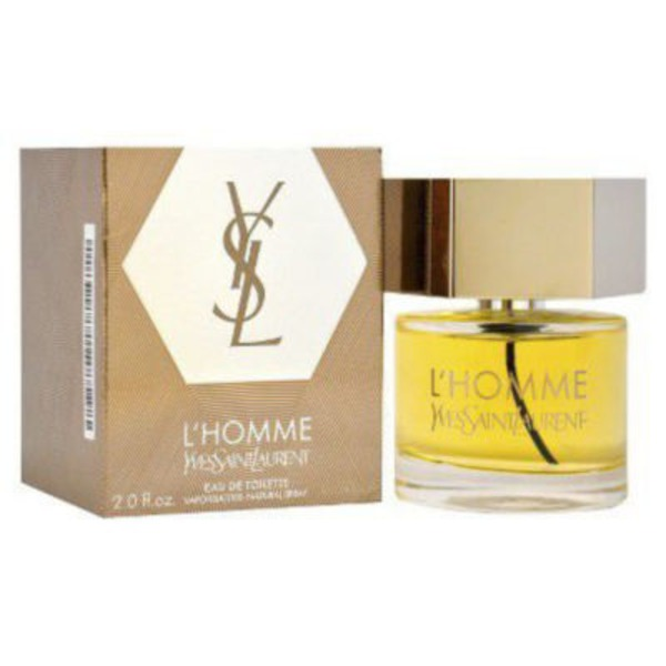 Yves Saint Laurent Mens 'L'Homme' Eau De Toilette Spray