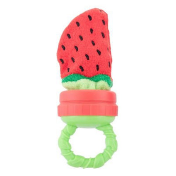 Sassy Freezies Strawberry Terry Teether
