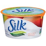 Silk Peach & Mango Yogurt Alternative