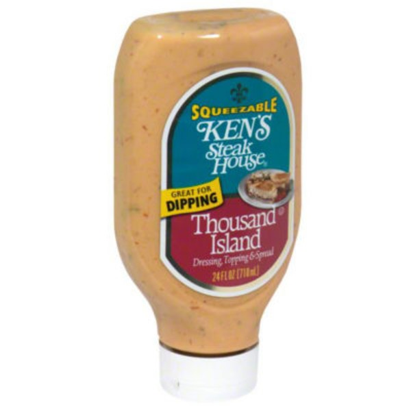 Ken's Steakhouse Thousand Island Dressing Topping & Spread