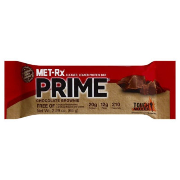Met Rx Prime Protein Bar Chocolate Brownie