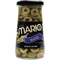 Mario Sliced Spanish Olives