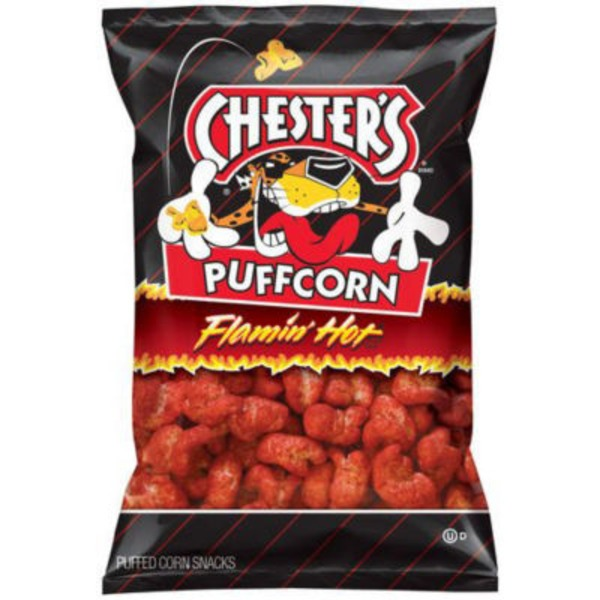 Chester's Flamin' Hot $2 Prepriced Puffcorn