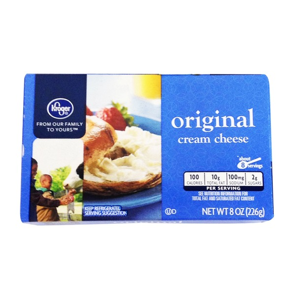 Kroger Cream Cheese