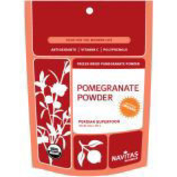 Navitas Naturals Organic Freeze Dried Pomegrante Powder