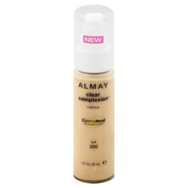 Almay Clear Complexion Makeup, Buff 200