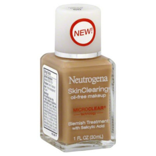 Neutrogena® Oil-Free Makeup Natural Beige 60 Skin Clearing®