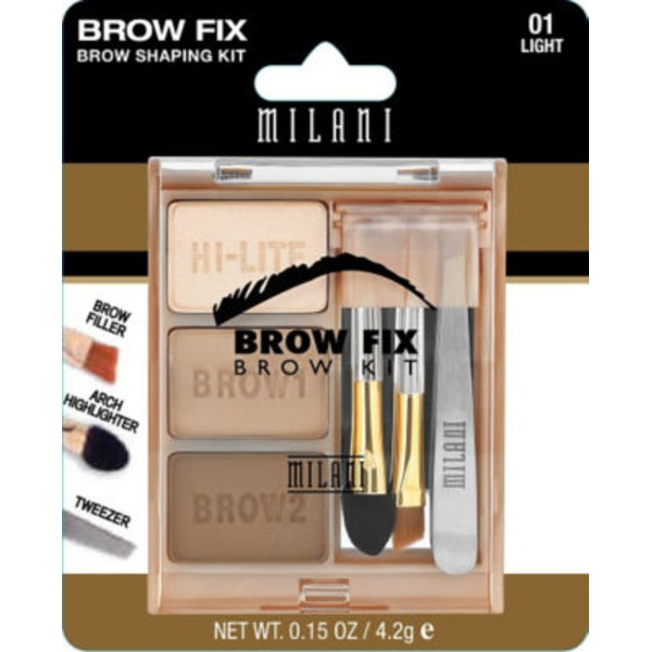 Milani Brow Fix - 01Light