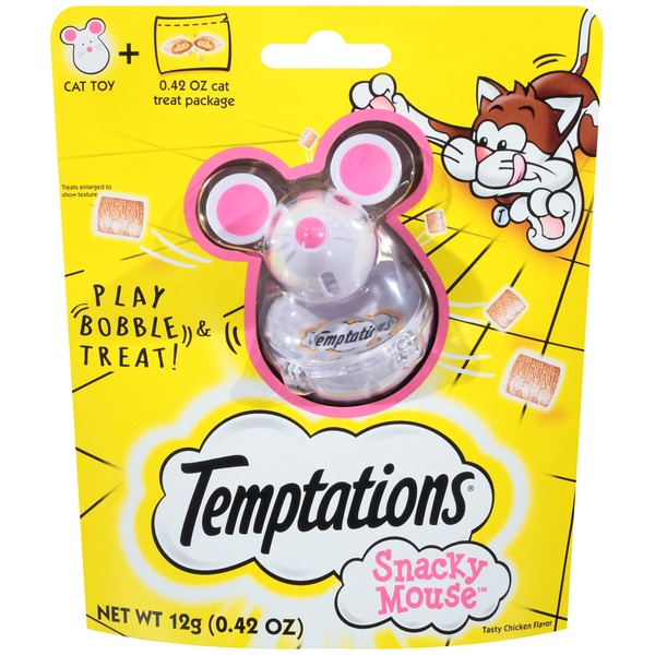 Temptations Snacky Mouse Cat Treat