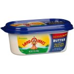 Land O'Lakes Spreadable Butter with Olive Oil, 7 oz