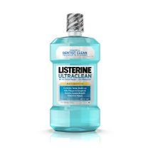 Listerine Ultraclean Arctic Mint Antiseptic Mouthwash For Bad Breath, 1.5 L