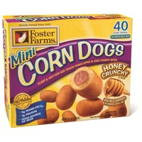 Foster Farms Mini Corn Dogs