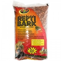 Zoo Med Repti Bark Natural Reptile Bedding 2 qt Bonus