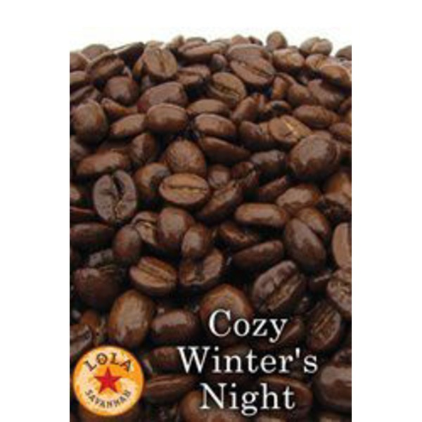 Lola Savannah Cozy Winter's Night Coffee