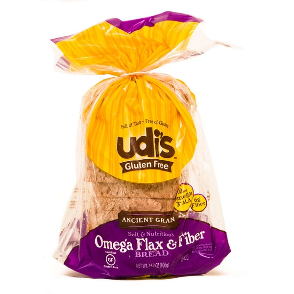 Udi's Gluten Free Ancient Grain Bread