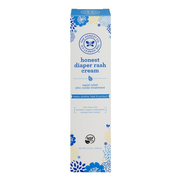 The Honest Company Honest Diaper Rash Cream
