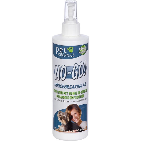 Pet Organics No Go! Housebreaking Aid