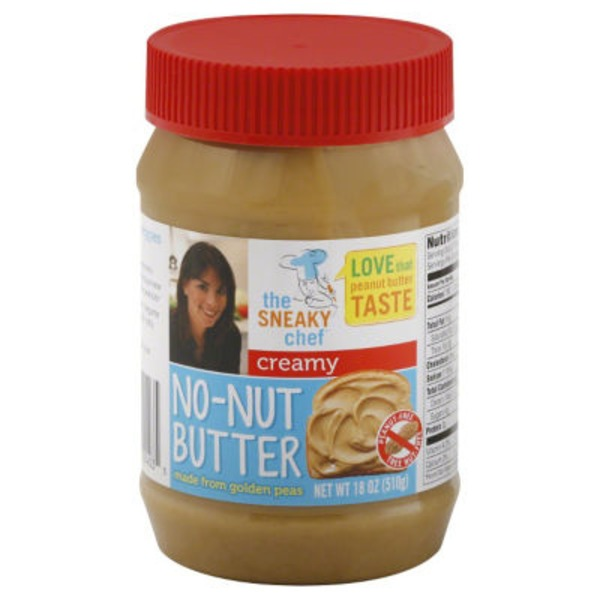 The Sneaky Chef Creamy No-Nut Butter