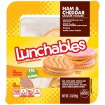 Lunchables Ham & Cheddar Cracker Stackers Lunchables, 3.5 oz
