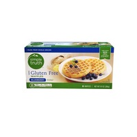 Simple Truth Gluten Free Blueberry Waffles