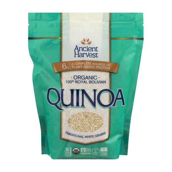 Ancient Harvest Organic 100% Royal Bolivian Quinoa