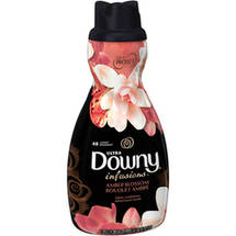 Ultra Downy Infusions Amber Blossom Liquid Fabric Conditioner