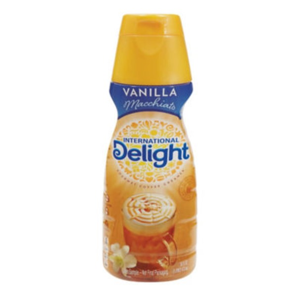 International Delight Vanilla Macchiato Coffee Creamer