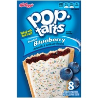 Kellogg's Pop-Tarts Frosted Blueberry Toaster Pastries