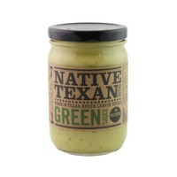 Native Texan Medium Green Sauce