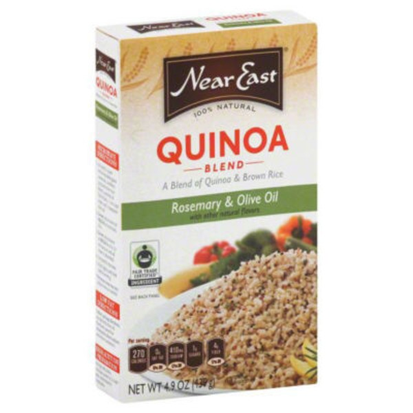 Near East Rosemary & Olive Oil Quinoa & Brown Rice Blend