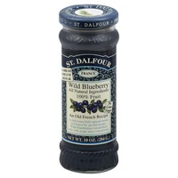 St. Dalfour Fruit Spread, Deluxe, Wild Blueberry