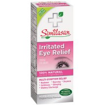 Similasan Healthy Irritated Eye Relief Eye Drops, 10 ml