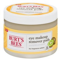 Burt's Bees Eye Makeup Remover Pads with Kiwi Extract - 35 CT