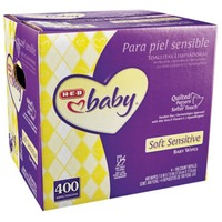 H-E-B Soft Sensitive Baby Wipes