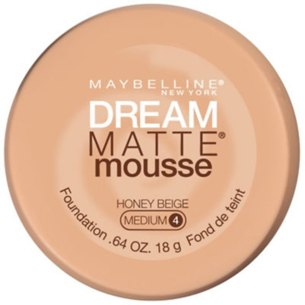 Dream Matte® Mousse Honey Beige Foundation